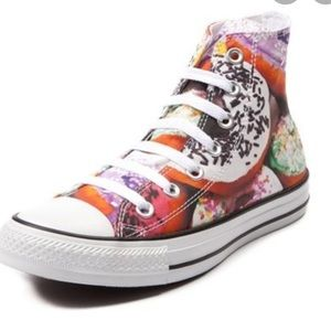 Converse Chuck Taylor All Star Donut Hi Top Sneakers Women's Size 7